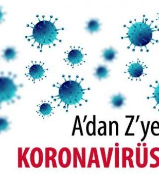A'dan Z'ye Koronavirüs (Covid-19) - Prof. Dr. Reşat Özaras