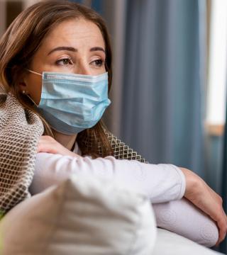 Pandemi dönemi kadınların ruh sağlığını da olumsuz etkiliyor.